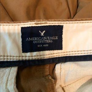 Men's American Eagle Khaki Chinos 28